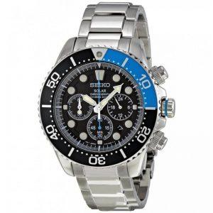 Reloj SEIKO Solar SSC017P1 para caballero