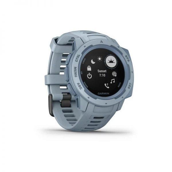 Reloj Garmin Instinct 010-02064-05 Azul Cielo