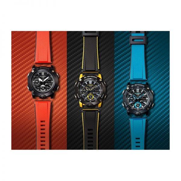 Reloj Casio G-Shock GA-2000-1A9ER