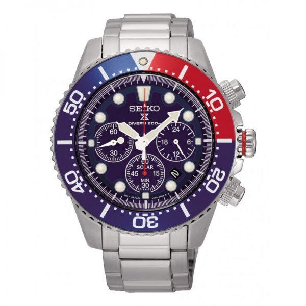 Reloj Seiko Prospex SSC019P1 hombre Solar