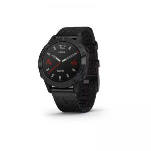 Garmin Fenix 6 Zafiro DLC negro correa de nylon 010-02158-17