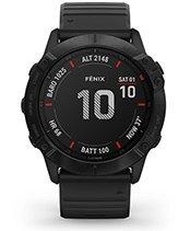 fēnix 6X Pro Solar con la pantalla del modo de bajo consumo