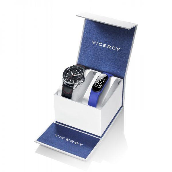 Reloj Viceroy 46769-57 niño + Pulsera de actividad