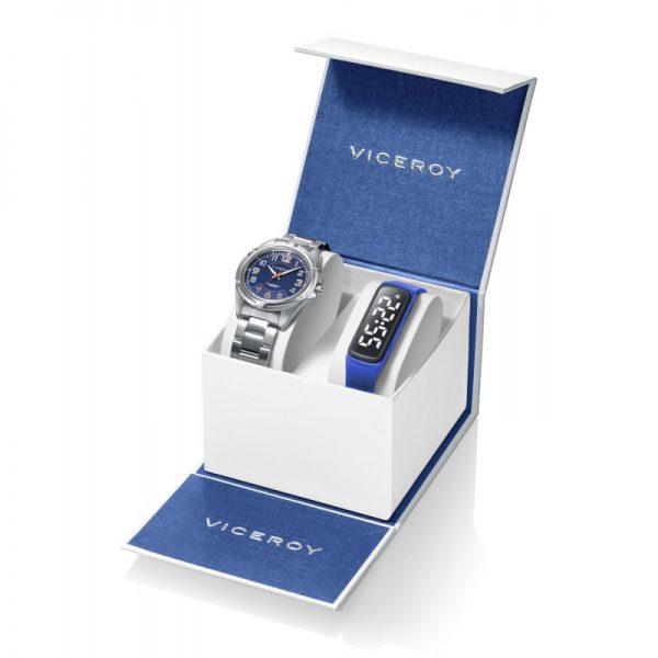 Reloj Viceroy 401211-35 niño + Pulsera de actividad