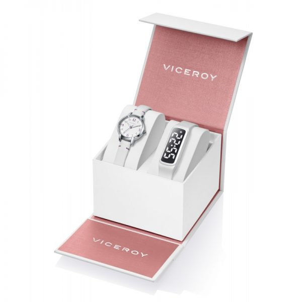 Reloj Viceroy 461136-05 niña + Pulsera de actividad
