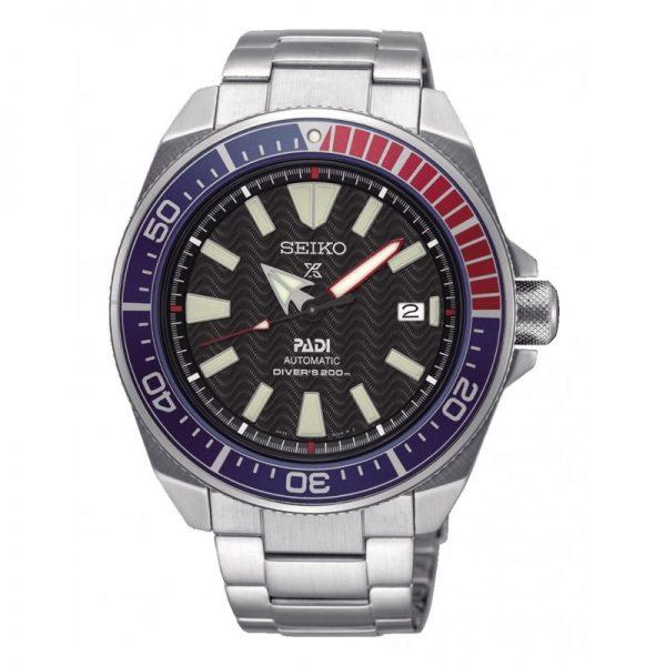 Reloj Seiko Prospex PADI Samurai SRPB99K1 hombre