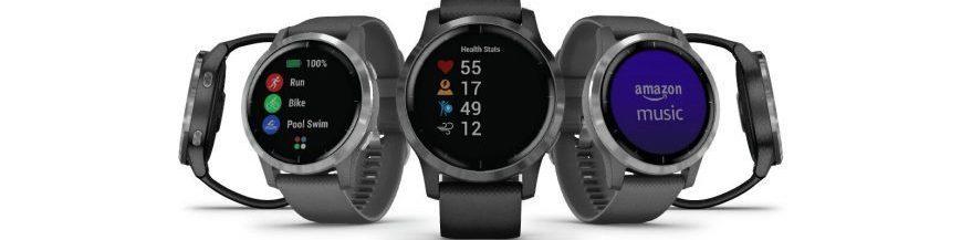 relojes garmin vivoactive 4