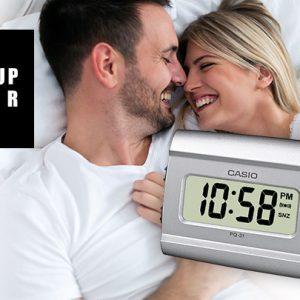 Casio Wake Up Timer