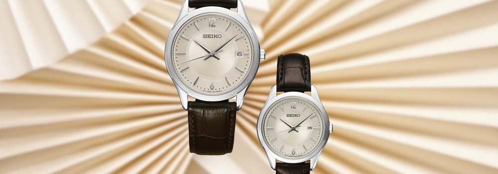 Relojes Seiko Neo Classic