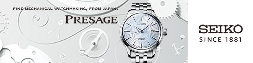 Relojes Seiko Presage